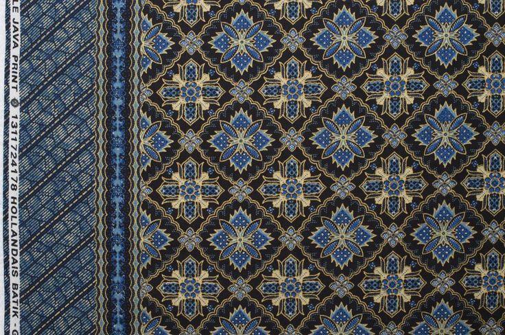 Batik Stof 12