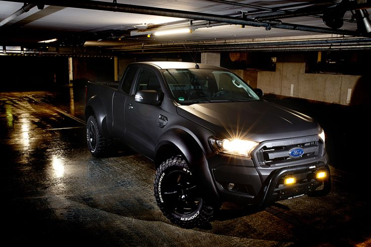 Ford Ranger Widebody by delta4x4