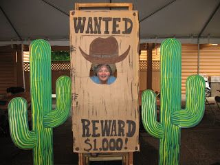 Read Around America: Southwest - Wanted Poster Photo Op