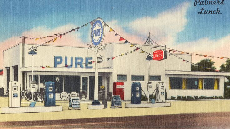 1000 images about vintage gas stations on pinterest pump shell gas station and phillips 66. Black Bedroom Furniture Sets. Home Design Ideas