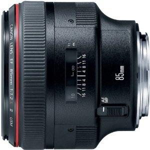 Canon EF 85mm f1.2L II