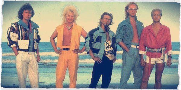 Resultado de imagen para 80's fashion mens