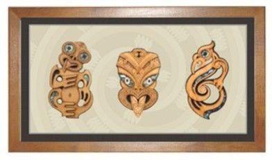Maori Art Carving