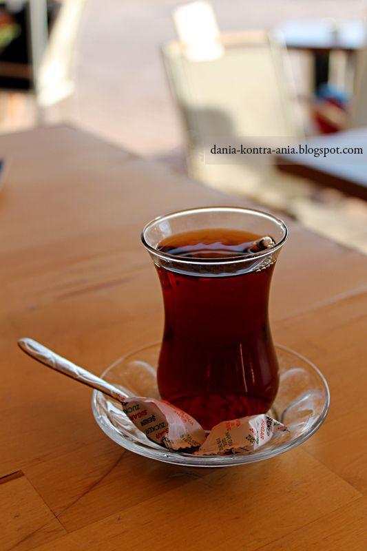 Jedzenie w Turcji