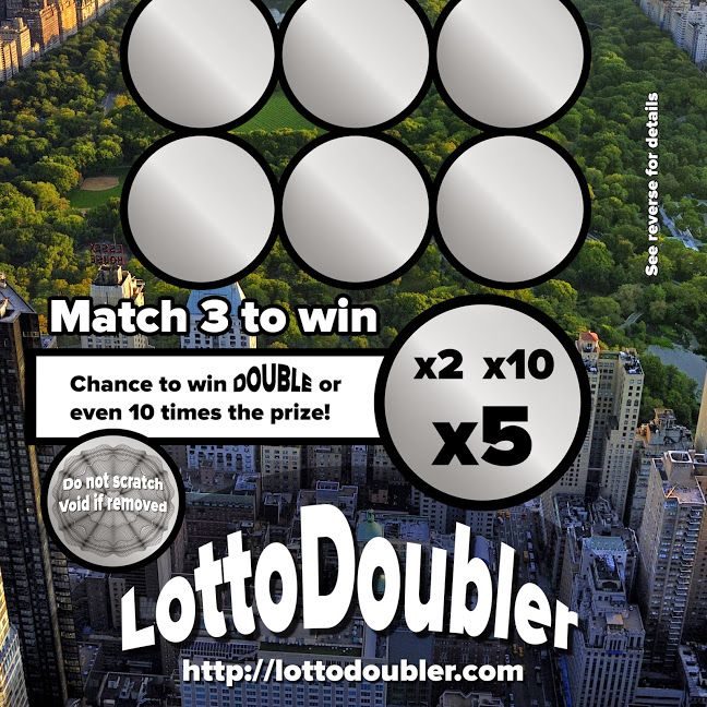 Lotto Doubler instant lottery | Suddenly.. New York City prototype scratch ticket LOGOTYPE - BEFORE SCRATCH   http://lottodoubler.com http://google.com/+Lottodoubler   #suddenly   #millionaire   #lottodoubler   #lotto   #lottery   #instantlottery   #newyork   #newyorkcity   #manhattan   #NY   #NYC