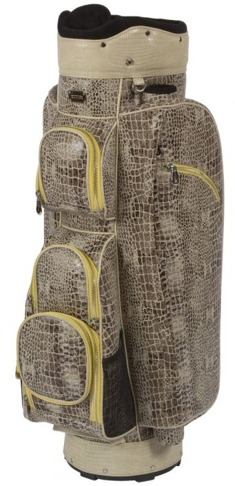 Sofia Desert Sun Cutler Sports Ladies Golf Cart Bag! More stylish golf bags at #lorisgolfshoppe