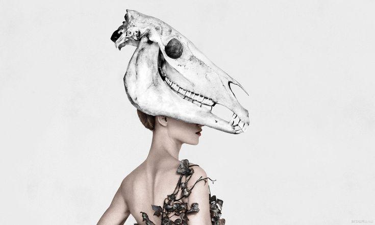 Londýn vystavuje příklady ašokující fakta ovztahu módy apřírody za 400 let