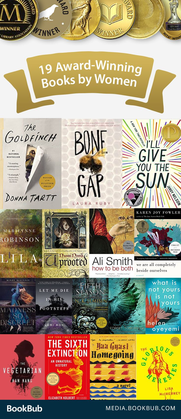 Amazon.com: Book Awards: Books