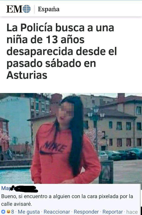 La Busqueda A La Cara Pixelada New Memes Memes Funny Spanish Memes
