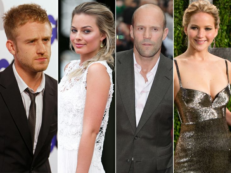 Hottest Actors and Actresses in Hollywood | Everywhere - DailyCandy  I whole-heartedly agree with most of these.