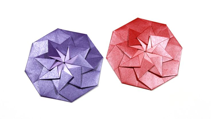 Recommended paper : Double-Sided Origami Papers 7.5x7.5 cm http://www.origami-shop.com/fiche_article.php?ref=96&products_id=2047&affiliate_banner_id=1 Geomet...