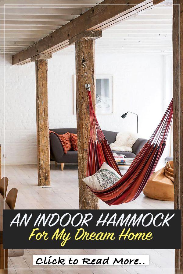 Diy Hammock Found Via Remodelista With Images Diy Hammock