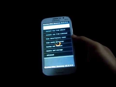 How to Root Samsung Galaxy Grand