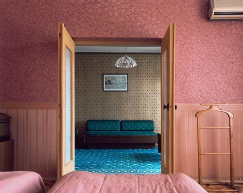 Stephen Shore, Room 509, Dnipro Hotel, Kiev, Ukraine