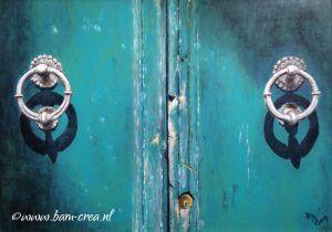 Dat doet de deur dicht - Toscaanse deuren - Tuscan doors