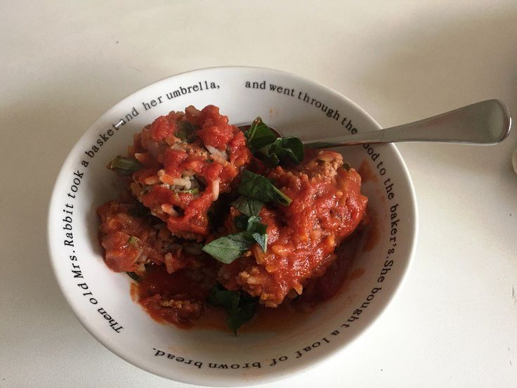 Porcupine Meatballs - Food Babies Love