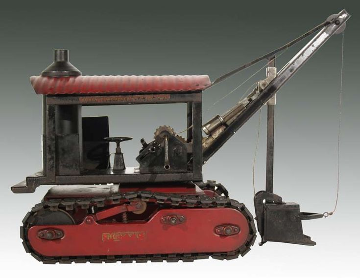 Vintage Toy Trucks Part - 41: Find This Pin And More On Antique Toy Vehicles.