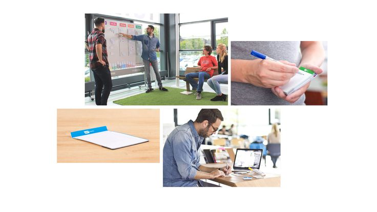 PATboard is a proven physical taskboard. Complete and ready for any scrum team.