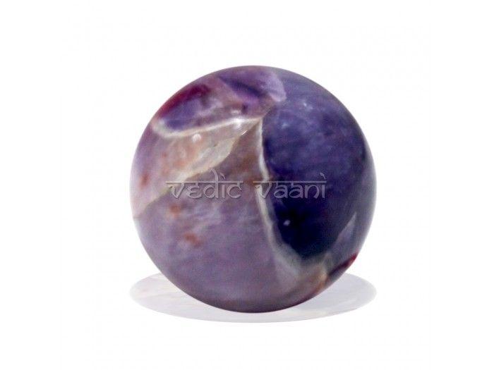 Amethyst Gemstone Healing Ball buy online from India
