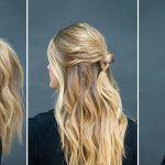 Coiffures rapides et faciles pour les cheveux longs - #simple #styles #long #fast - #styles