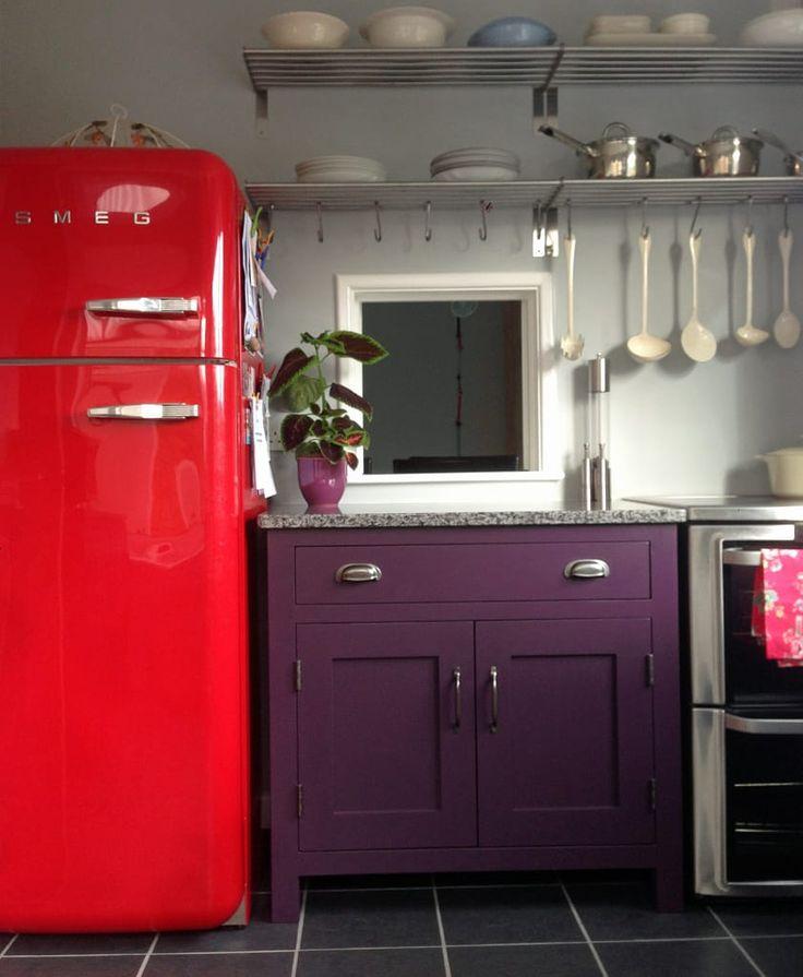 8 best Cocina pequeña images on Pinterest | Modern kitchens, Kitchen ...