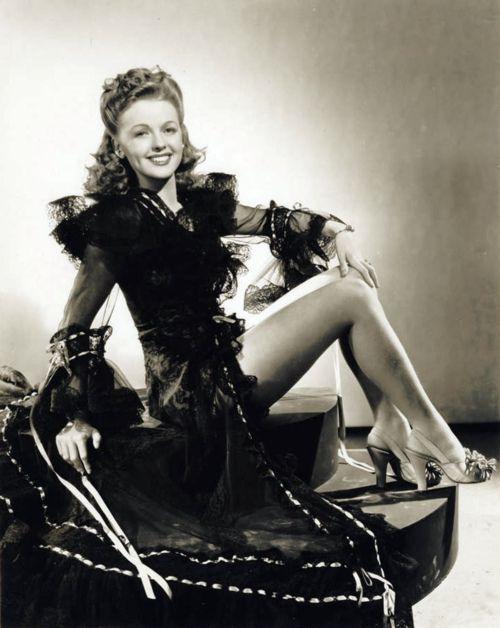 vivian blaine 1942 �doll face� actors pinterest