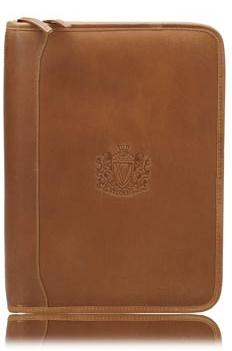 Velorbis Portefolio mappe. Plass til Ipad, papirer etc.  Farger: brun, cognac eller sort.