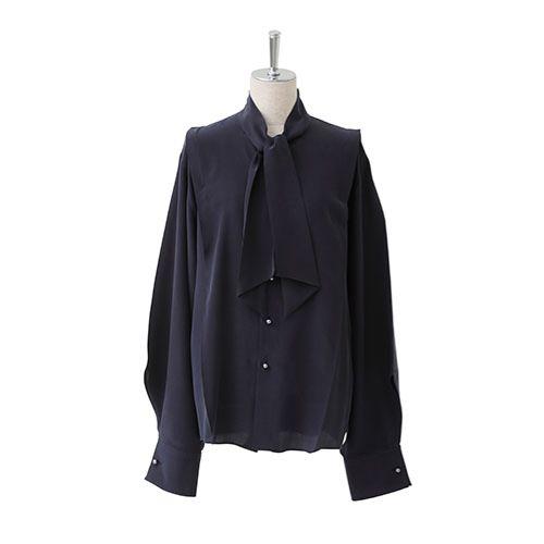 super dechine sf tie blouse