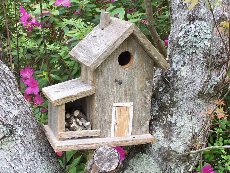 56 best images about DIY - BARN BIRDHOUSE on Pinterest ...