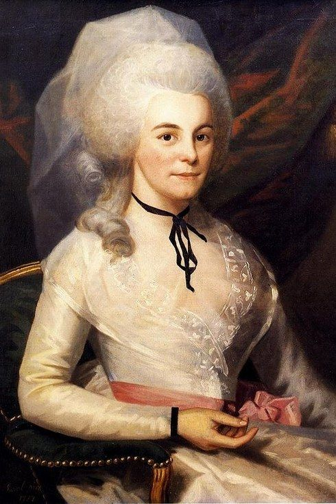 """Phillipa Soo as Elizabeth Schuyler Hamilton, best of wives and best of women.   The Cast Of """"Hamilton"""" Next To Their Real-Life Historical Characters"""