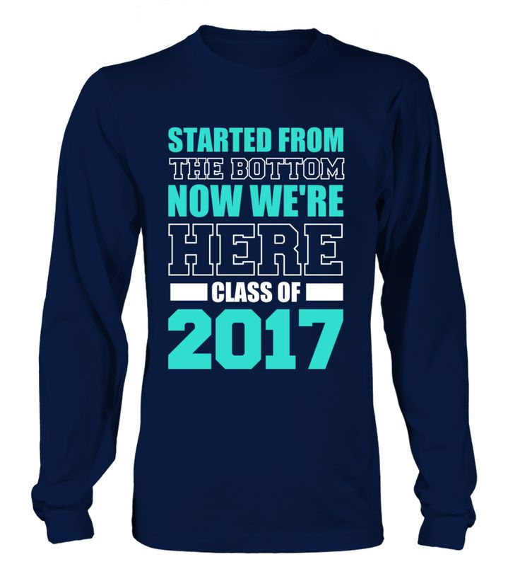16 best Class of 2018 Long Sleeve Shirts images on Pinterest ...