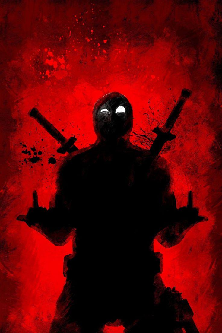 Deadpool-Comic-Book-Superhero-Movie-Poster-Art-Van-Zijden-Stof-Afdrukken-Decoratieve-Schilderkunst-De-Woonkamer-Behang.jpg (1000×1500)