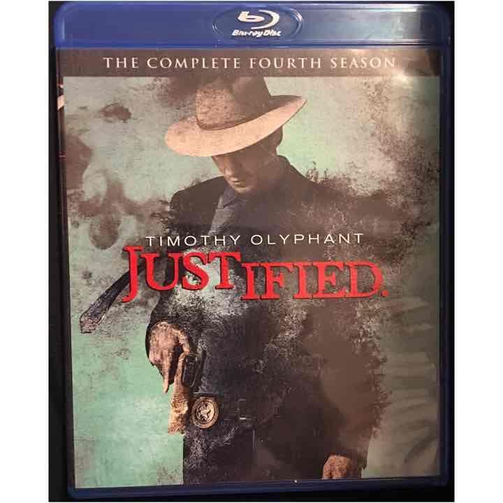 Justified Season 4 Blu-Ray - Mercari: Anyone can buy & sell
