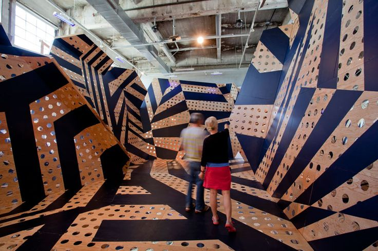 This is new to me, but it seems like dazzle patterns have been making a comeback recently over the past couple years. Check out some of thes...