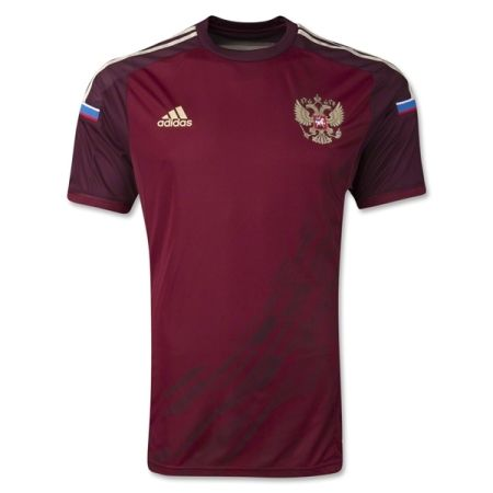 Russia 2014 Authentic Home Soccer Jersey - The Official FIFA Online Store
