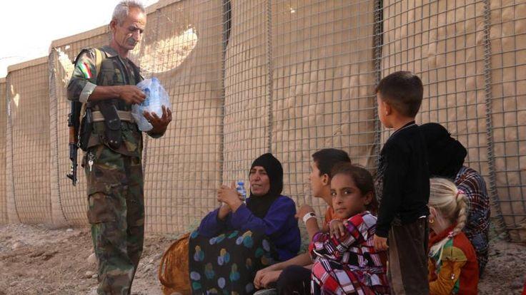 12 burgers gedood bij vlucht uit IS-gebied | NOS