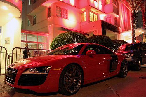 audi, car, luxury