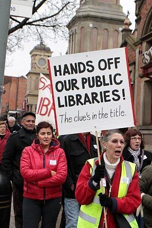 Norbury Campaign march