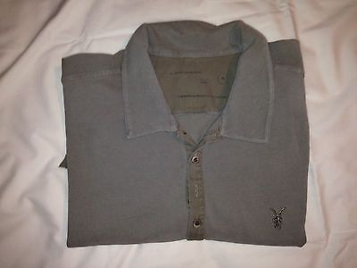 All Saints Polo Shirt - Size (XL)
