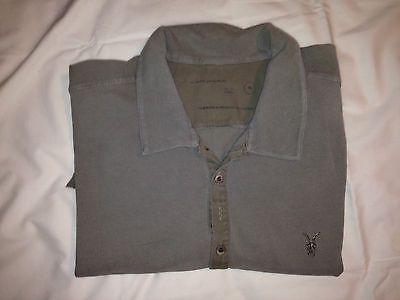 All Saints Polo Shirt - Size (XL)