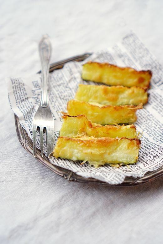 lumo lifestyle: Helpot kesäkurpitsa-parmesanranskalaiset * Easy zucchini parmesan fries