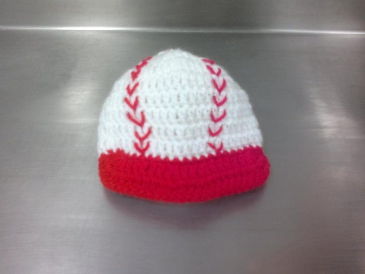 126 best images about CROCHET SPORTS =BASEBALL=HATS=ETC on ...