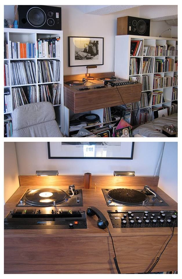 Record Collection #vinyl #storage