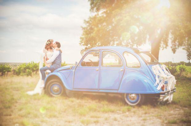 #mariage #champêtre #ruralwedding Yoann Pallier - Un mariage champetre dans les Cevennes - La mariee aux pieds nus