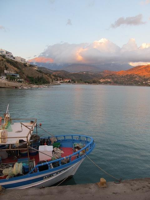 Agia Galini, Crete, Greece - Αγία Γαλήνη Κρήτη by fotogake, via Flickr