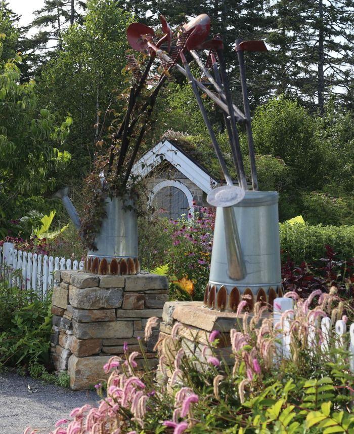 Coastal Maine Botanical Gardens Boothbay Harbor Maine