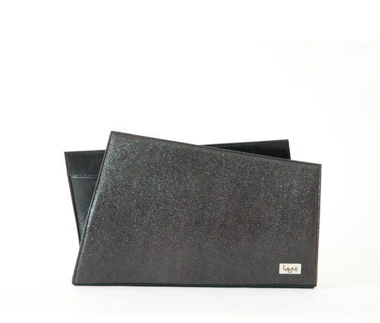 black clutch bag  www.laoni.hu