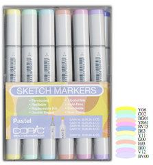 Copic - Sketch Marker Set - Pastel