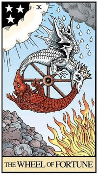 Annunciations in Tarot Studies » The Fool's Journey