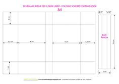 Tutorial: Mini Libri - Mini Books by Sweetbiodesign.blogspot.it